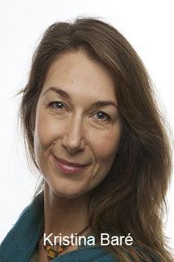 Kristina Baré