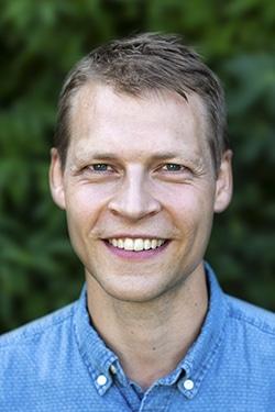 Nicolai Lønvig Siersted er psykolog hos Traumeklinikken Aps